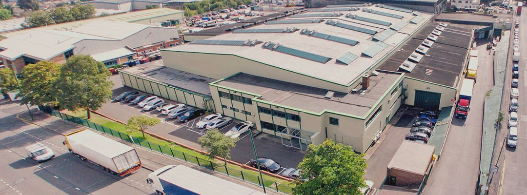 Flexible warehousing solutions