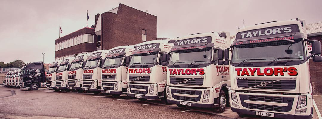 taylors trucks fleet vehicles